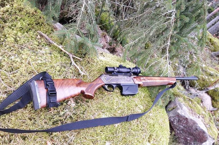Lovecká puška