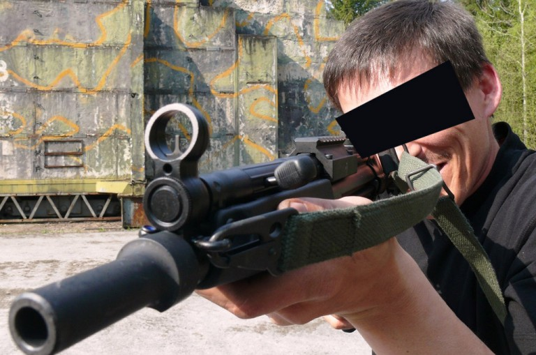 Praktisches Sturmgewehr