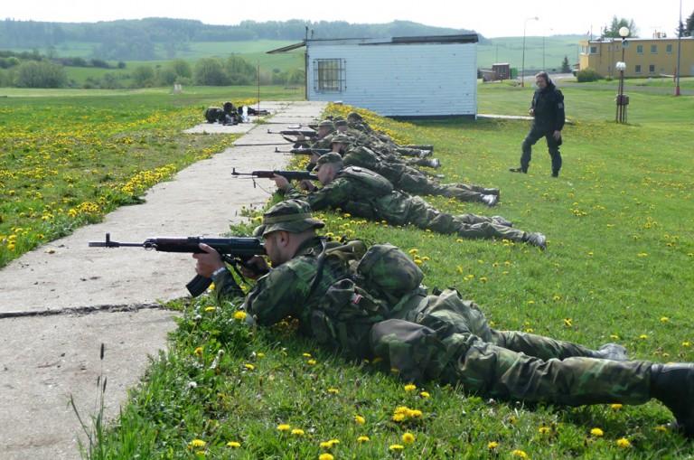 Training für die Streitkräfte