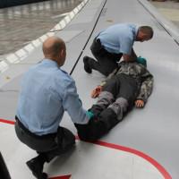 Kurz: ošetřování v boji