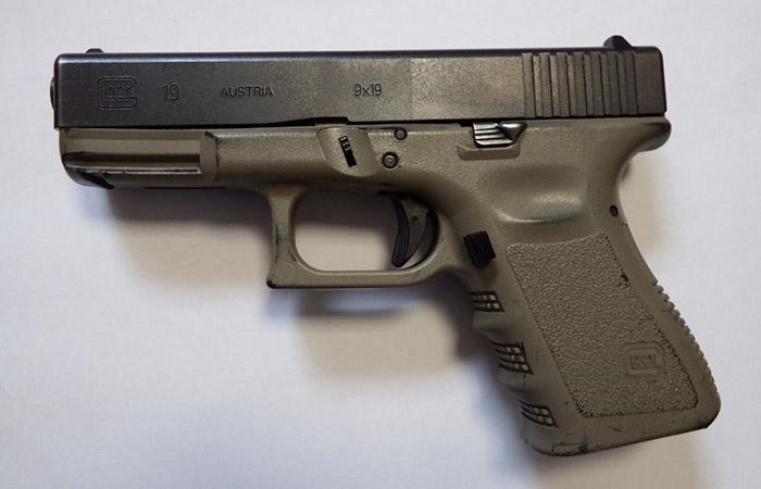 Waffenverkauf